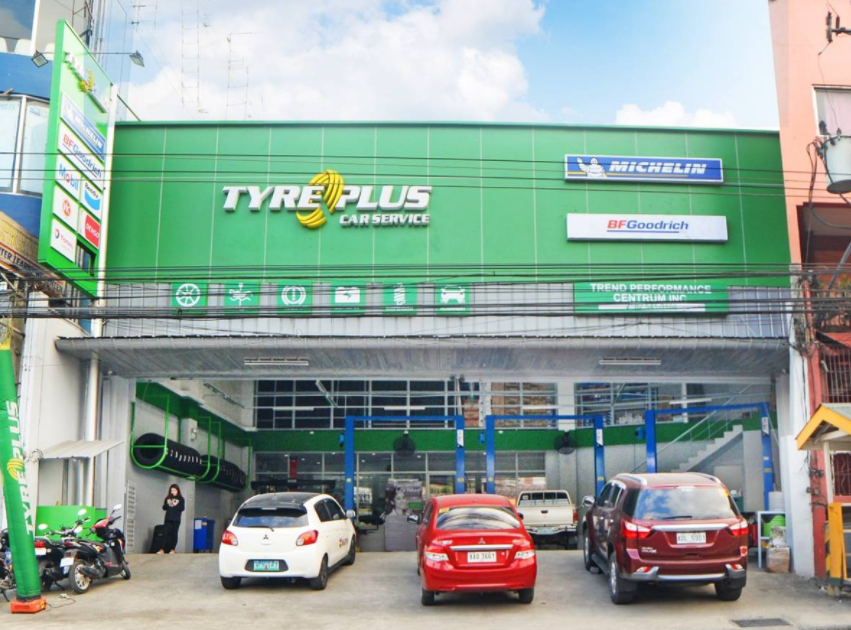 MICHELIN Launches The First TYREPLUS International Car Care Center - International car center