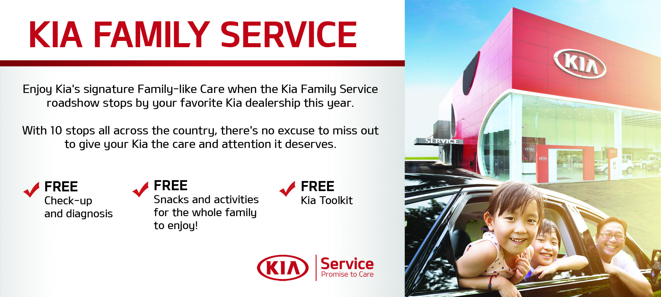 Kia Is Driving To Davao For Family Service Roadshow Street Talk
