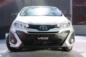 The 2019 Toyota Vios Now With Nine New Variants With Prime And Trd