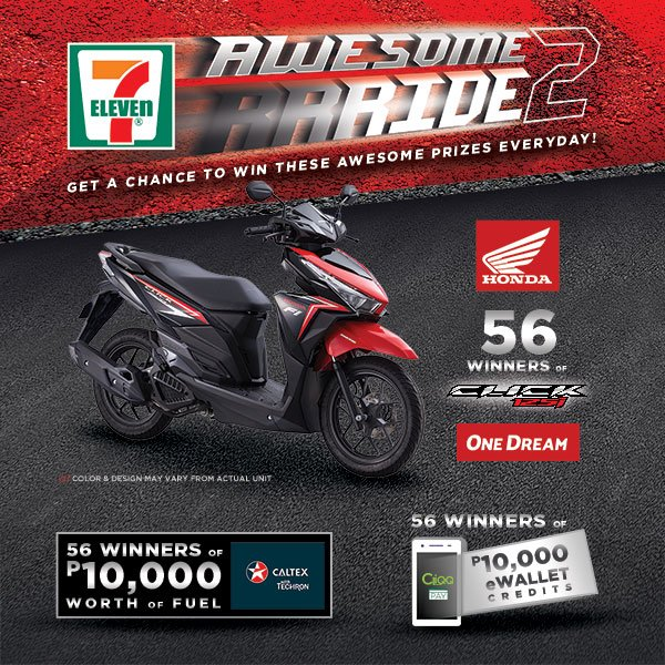 Beat The Traffic With A New Scooter In 7 Eleven S Awesome Ride 2 0