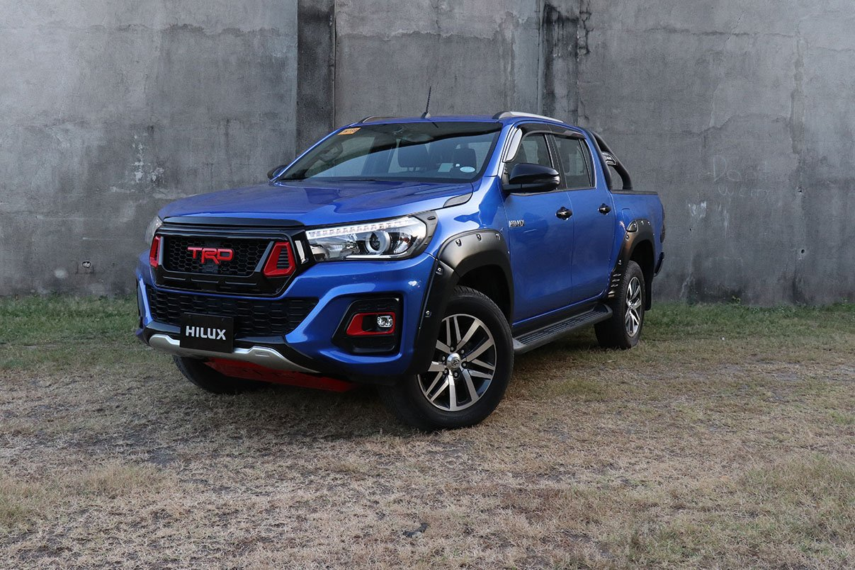 The 2019 Toyota Conquest Goes Wild With Trd Street Talk Philippines