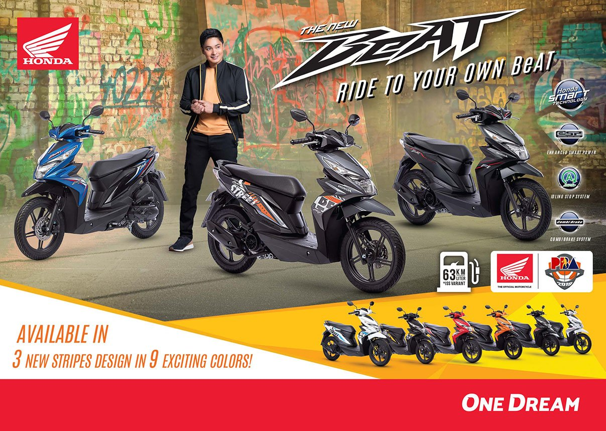 Hondaph Launches The New Beat For The Hip Generation